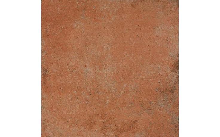 Dlažba Rako Siena 45x45 cm červenohnědá