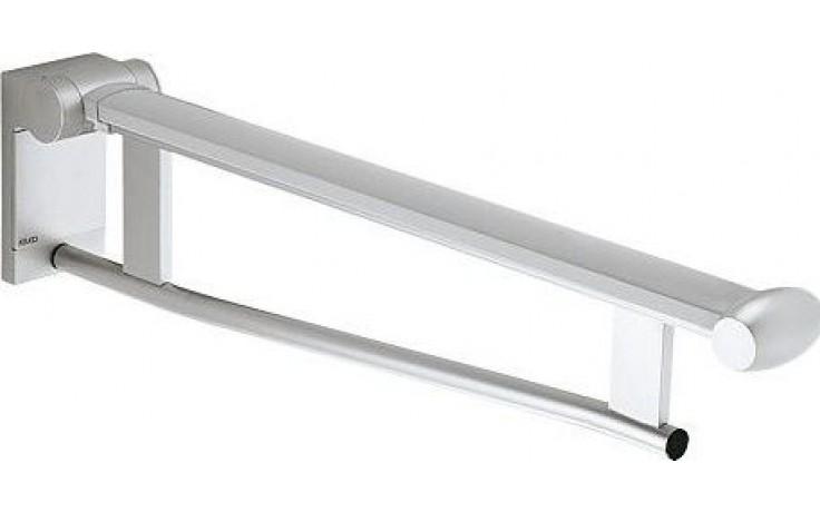 KEUCO PLAN CARE madlo 650mm, k umyvadlu, chrom/světle šedá
