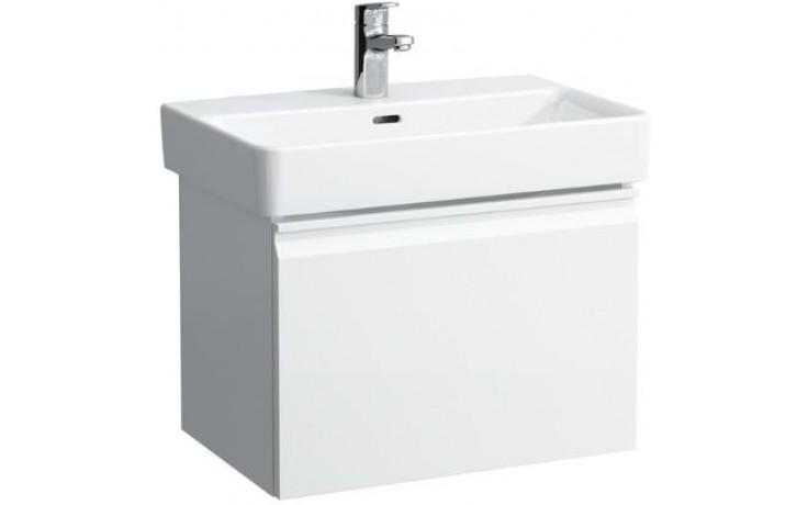LAUFEN PRO S skříňka pod umyvadlo 550x370mm s 1 zásuvkou, bílá