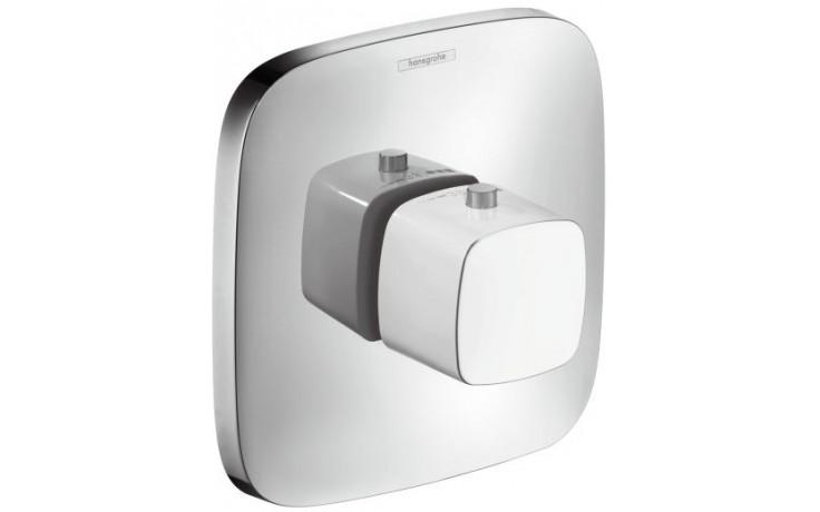 HANSGROHE PURAVIDA HIGHFLOW termostat podomítkový bílá/chrom 15772400