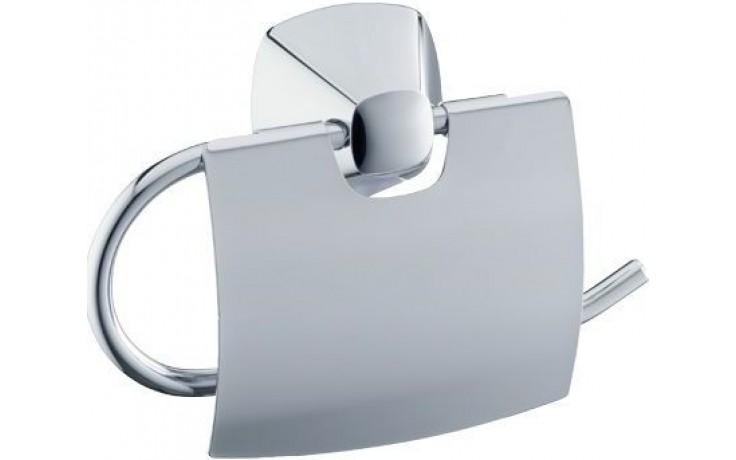 KEUCO CITY.2 držák na toaletní papír 171mm s krytem, nástěnný, chrom