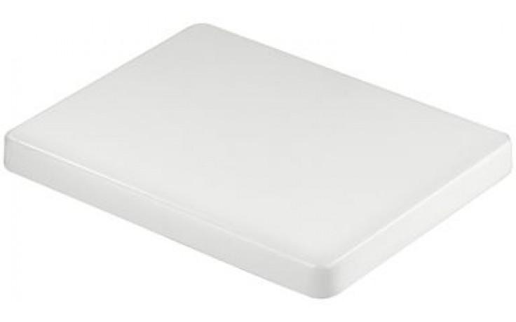 ESPRIT sedátko 374x468mm, s kovovými panty, odnímatelné, bílá