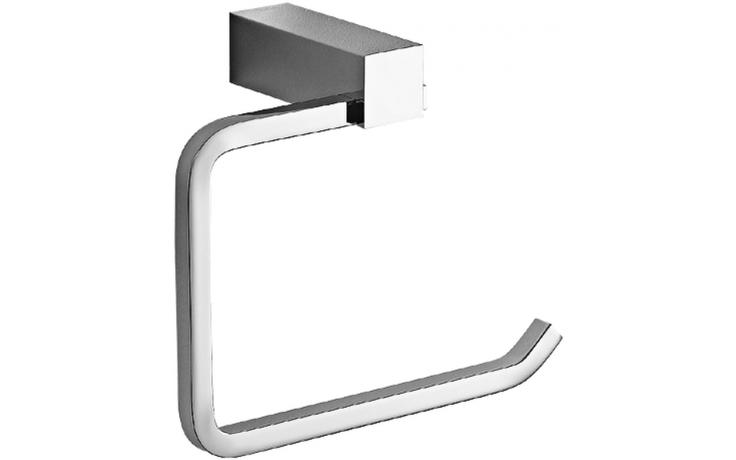 JIKA CUBITO držák na toaletní papír 145x65x134mm bez krytu, chrom 3.8373.1.004.000.1
