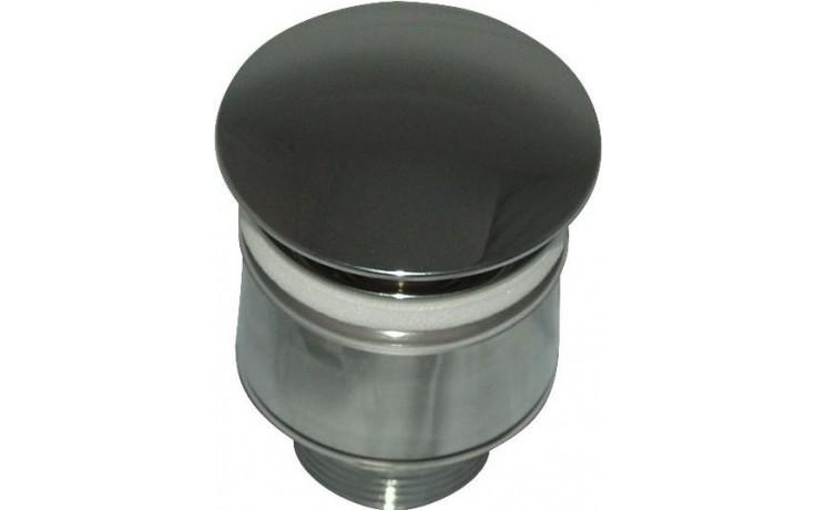 Příslušenství k sifonům Ideal Standard - odtokový ventil s krytkou  chrom