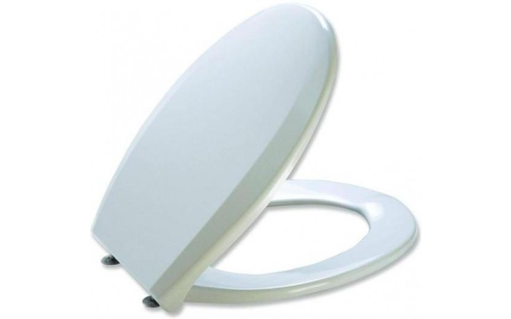 Sedátko WC MKW duraplastové Universal plus SC  bílá