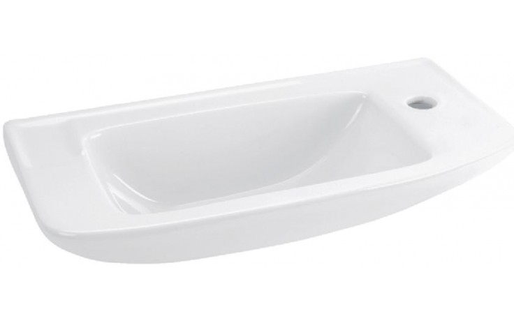 IDEAL STANDARD EUROVIT umývátko 500x235mm bez otvoru bílá R421001