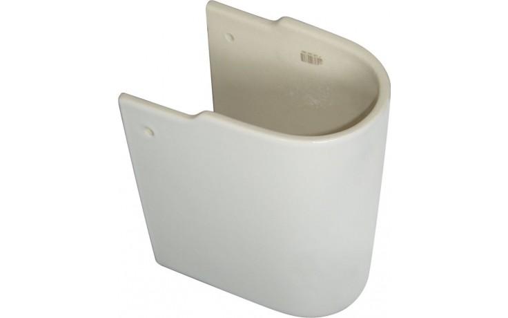 Polosloup Ideal Standard Connect Cube bílá