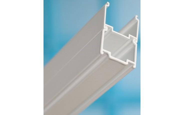 Příslušenství ke sprchovým koutům Ravak - nastavovací profil ANPS výška 1880mm satin