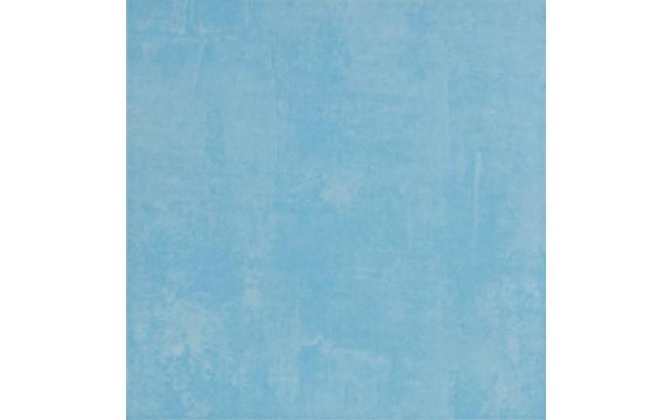 Dlažba Rako Remix 33,3x33,3x0,8 modrá