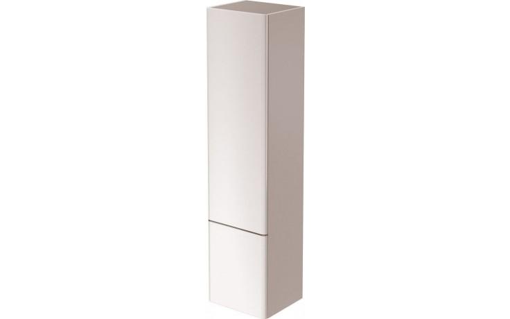 Nábytek skříňka Ideal Standard SoftMood vysoká levá 405x350x1650mm lesklý lak bílý