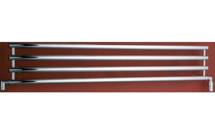 P.M.H. ROSENDAL RXLC koupelnový radiátor 1500x266mm, 350W, chrom