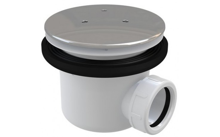 Vanička příslušenství Ravak - Sifon PROFESSIONAL 90 90 chrom, kovový