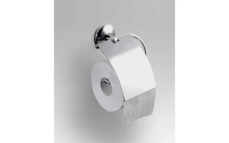 Doplněk držák toal. papíru GOZ METAL Standard J2/2 s krytem 160x75x155 mm chrom lesk