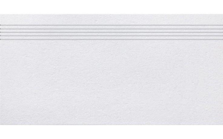 RAKO UNISTONE schodovka 30x60cm, bílá