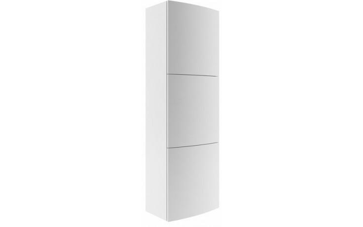RAVAK EVOLUTION SB boční sloup 450x305x1420mm uzavřený, s pěti poličkami, bílá/bílá X000000780