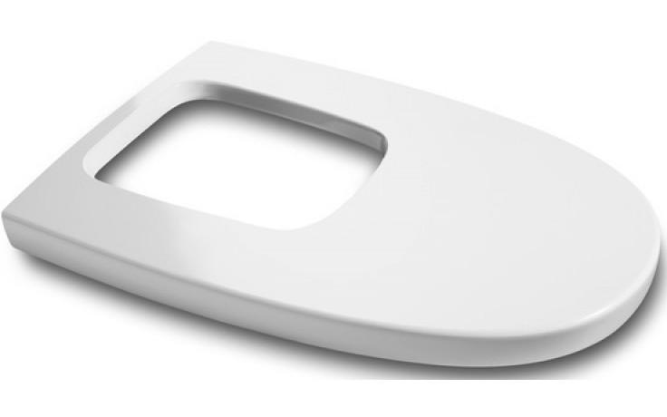 ROCA KHROMA poklop bidetu Slowclose s antibakteriální úpravou Ice White 7806652004
