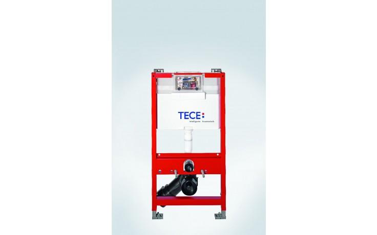 Předstěnové systémy TECE TECEprofil 9 300 022 se spl. nádržkou, ovl. zepředu nebo shora výška 980 mm
