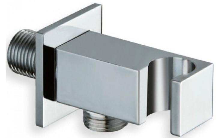 CRISTINA držák ruční sprchy 70mm chrom LISPD44751