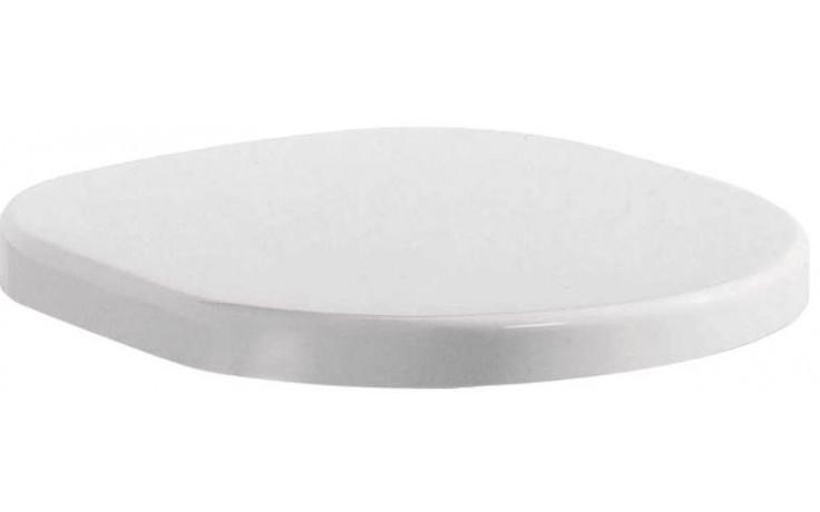 Sedátko WC Ideal Standard duraplastové s kov. panty Tonic s aut.sklápěním  bílá