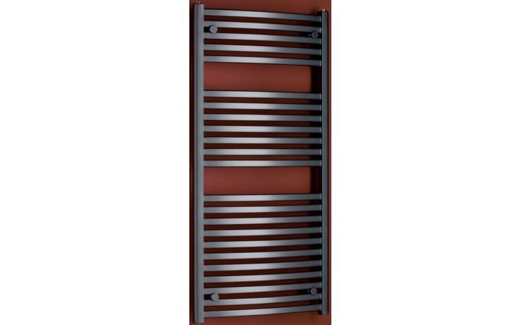 P.M.H. MARABU M4A koupelnový radiátor 6001233mm, 541W, metalická antracit