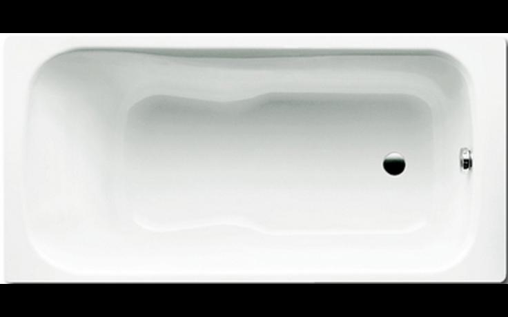KALDEWEI DYNA SET 626 vana 1600x700x430mm, ocelová, obdélníková, bílá Perl Effekt, Antislip