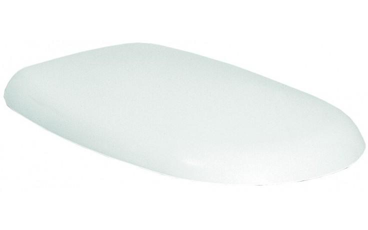 Sedátko WC Kolo duraplastové s kov. panty Ego s automatickým pozvolným sklápěním  bílá