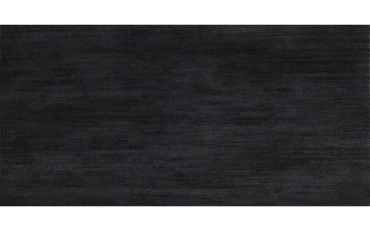 Dlažba Marazzi Cult rettificato dekor 30x60 cm černá