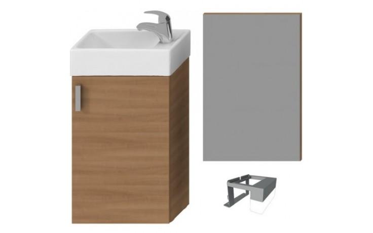 JIKA PETIT nábytková sestava 386x221x585mm, třešeň/třešeň