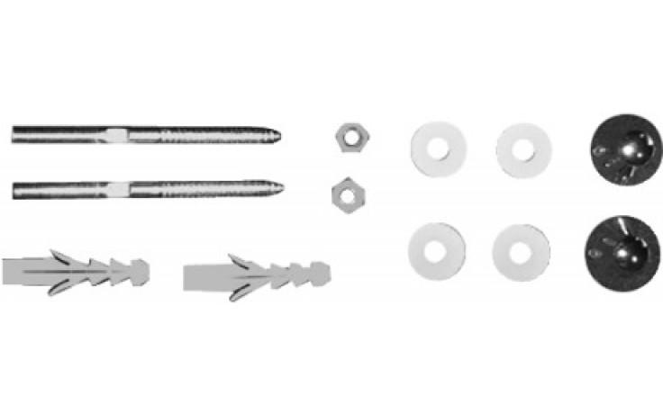 DURAVIT upevnění 8x110mm chrom 0067131000