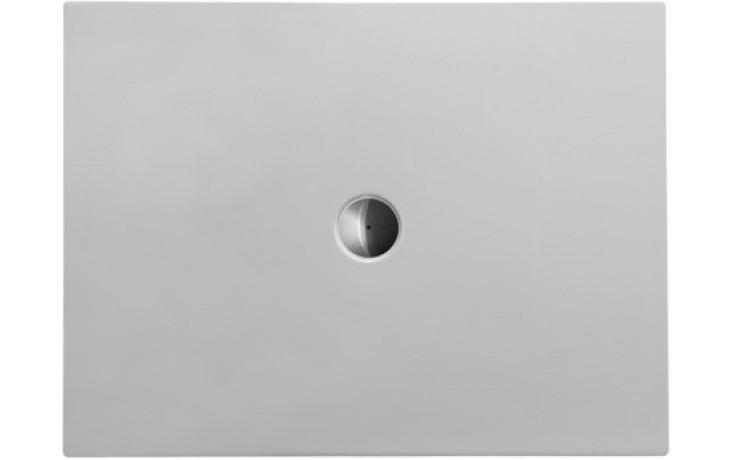 Vanička plastová Duravit obdélník DuraPlan antislip 120x90 cm bílá