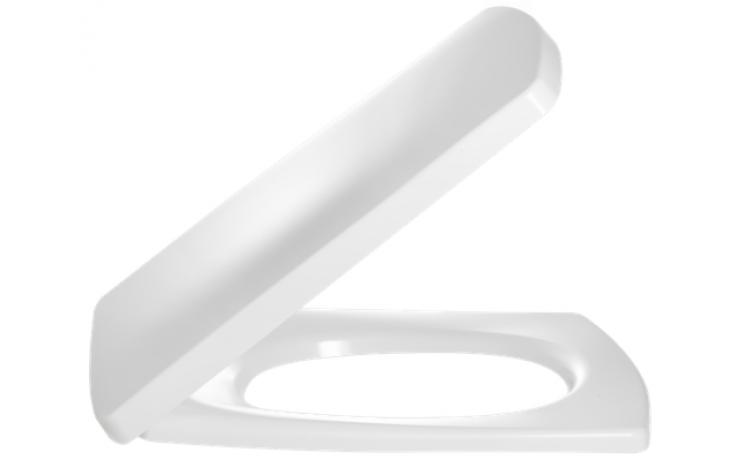 Sedátko WC Kohler duraplastové s kov. panty Escale slow-close  White