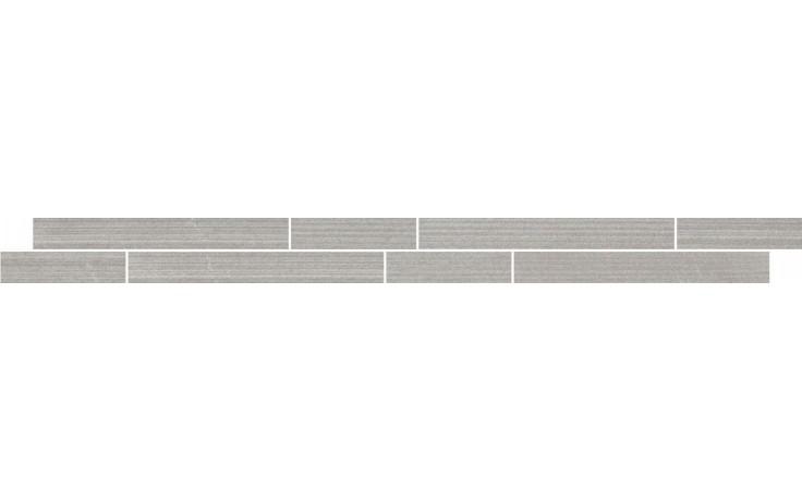 VILLEROY & BOCH TIMELINE bordura 5x60cm, grey