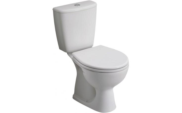 WC kombinované Kolo odpad svislý Rekord  62,5 cm bílá