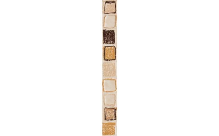 Listela Rako Concept Monopoli 40x4,5 cm béžová