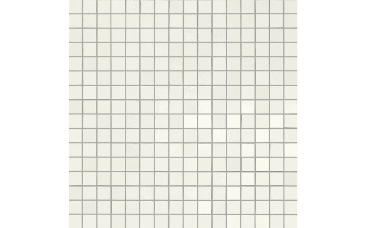 MARAZZI CONCRETA mozaika 32,5x32,5cm lepená na síťce, bianco