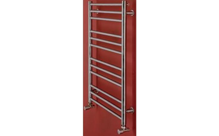 P.M.H. SORANO SNLSS koupelnový radiátor 905x480mm, 299W, nerez