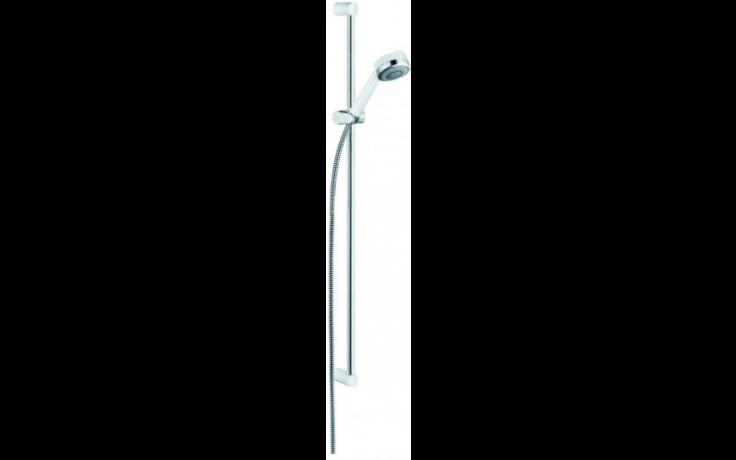 KLUDI ZENTA 3S sprchový set DN15, s tyčí 900mm, bílá/chrom
