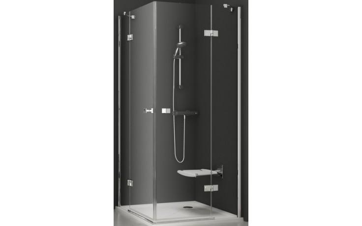 RAVAK SMARTLINE SMSRV4 90 sprchový kout 900x900x1900mm rohový, čtyřdílný chrom/transparent 1SV77A00Z1