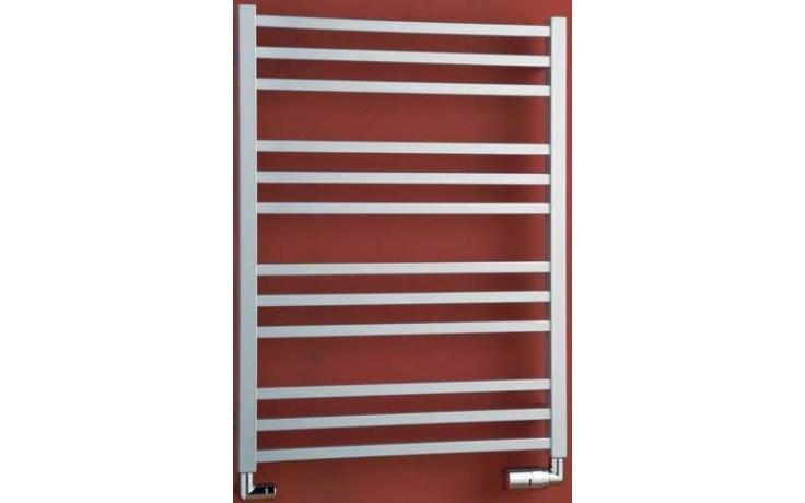P.M.H. AVENTO AV3MS koupelnový radiátor 500x1210mm, 468W, metalická stříbrná