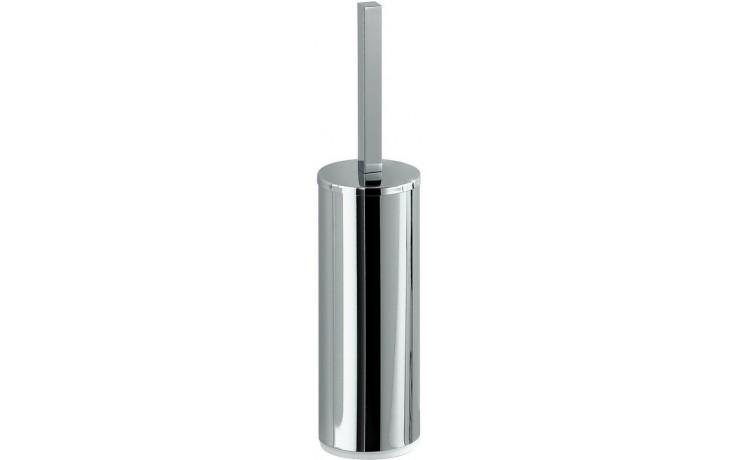 LAUFEN LB3 WC kartáč s držákem 80x375mm samostatně stojící, chrom 3.8368.2.004.000.1