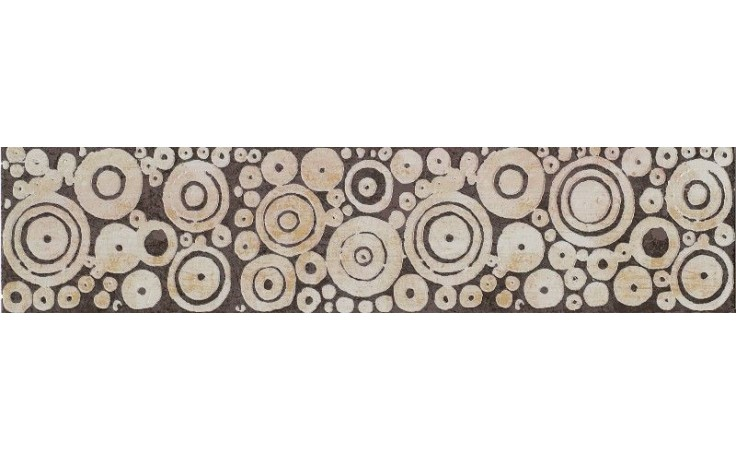 IMOLA BLOWN listela 9x40cm beige, L.MODE 9B