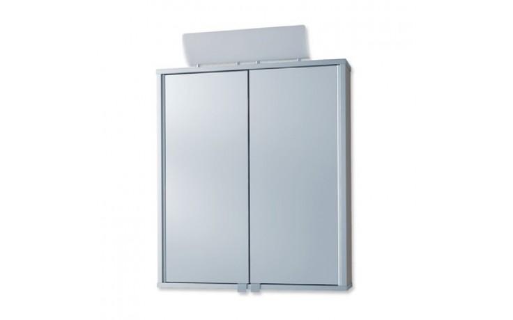 Nábytek zrcadlová skříňka Jokey Alusmart 60x78x15cm