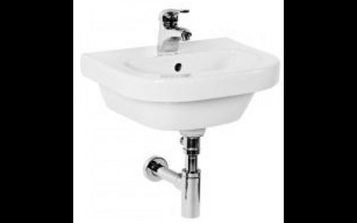 JIKA DEEP BY JIKA/BABY umývátko 450x370mm bez otvoru, bílá