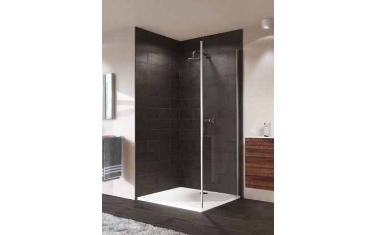 CONCEPT 300 sprchová stěna 900x1900mm boční, stříbrná/čiré sklo AP, PT432604.092.322