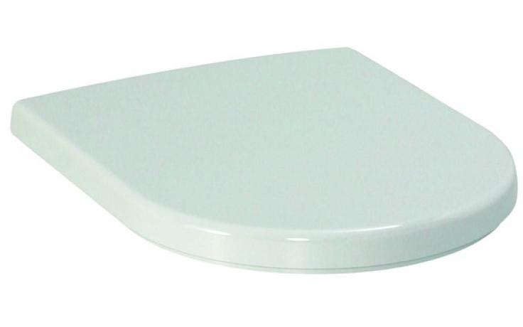 LAUFEN PRO sedátko s poklopem 370x450x55mm duroplast, rychloupínací chromované úchyty, manhattan 8.9695.1.037.000.1