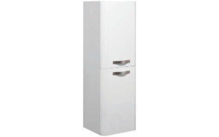 Nábytek skříňka Kohler Replay vysoká, panty vlevo 50,5x40x150 cm Gloss White Lacquer