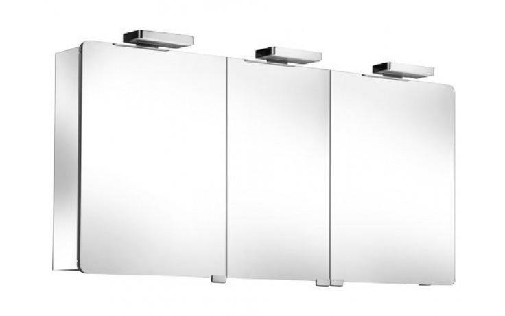Nábytek zrcadlová skříňka Keuco Elegance 130x67x16,9 cm