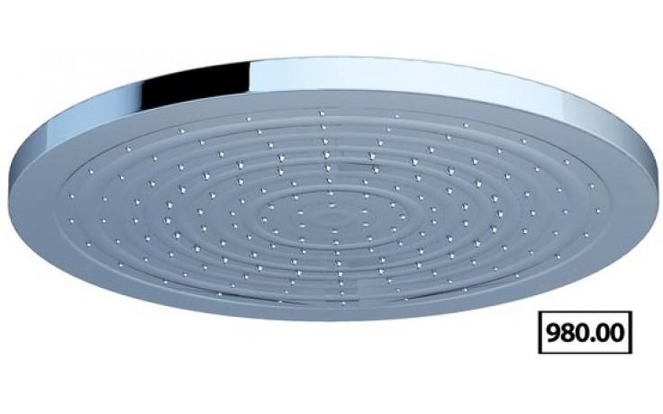 RAVAK 981.00 hlavová sprcha kulatá průměr 200mm, chrom X07P015