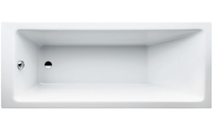 LAUFEN PRO vestavná vana 1700x700mm akrylátová, bílá