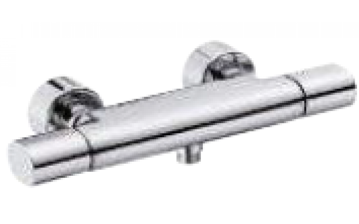 Baterie sprchová Kohler nástěnná termostatická Oblo 150 mm/13 l/min chrom